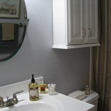 Traditional Bathroom Updated Bathroom