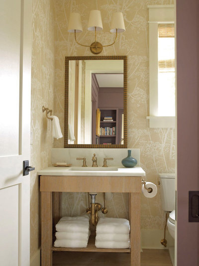 Transitional Bathroom By Historical Concepts
