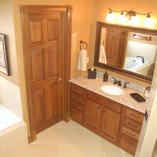 Traditional Bathroom by House2Home Interiors
