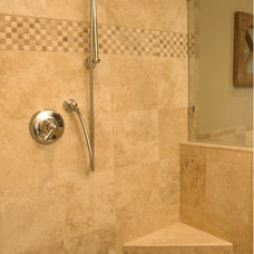 Mediterranean Bathroom by Neighbors Home Remodeling