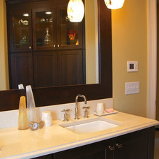 Contemporary Bathroom by Designs on Madison
