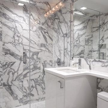 Upper East Side Contemporary Renovation + Interior Design