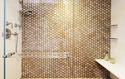 How to Put a Bench Seat Into Your Shower