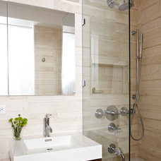Contemporary Bathroom by Barker Freeman Design Office Architects pllc