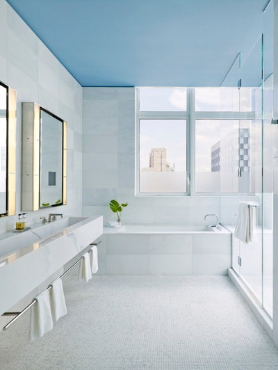 Contemporary Bathroom by Cooper Robertson