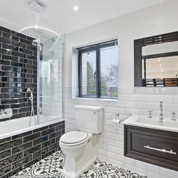 Upper Hill Rise - Family Bathroom