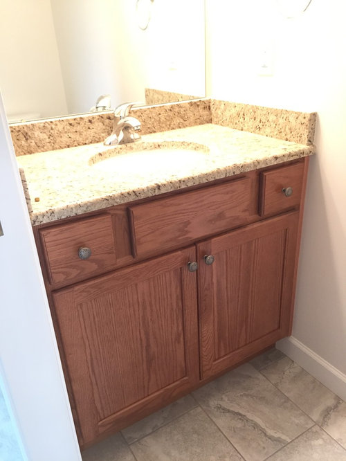 Toffee Granite Home Design Ideas, Pictures, Remodel and Decor