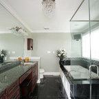 Capital Ford Hillsborough >> East Mountain - Traditional - Bathroom - Santa Barbara - by DD Ford Construction