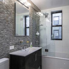 Contemporary Bathroom by Archetype Design Studio