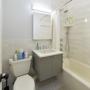 Upper West Side Bathroom and Walk In Closet
