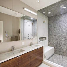 Modern Bathroom by StudioLAB, LLC