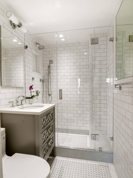 evanston small master traditional bathroom source small master bathroom design ideas remodels photos