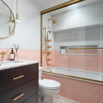 Upper West Side Duplex Combination - bathroom