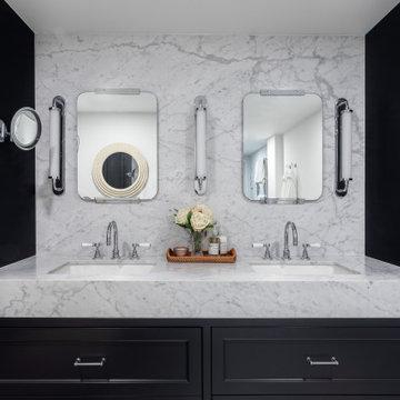 Upper West Side Duplex Combination - master bath