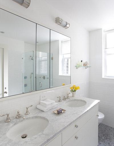 Contemporary Bathroom by CWB Architects