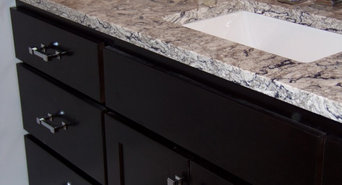 Battle creek mi cabinets cabinetry professionals for Kitchen cabinets zeeland mi