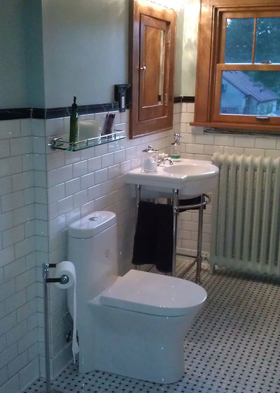 Traditional Bathroom Upstairs Bath