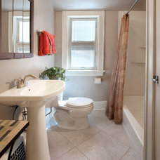 Traditional Bathroom by Brillo Home Improvements