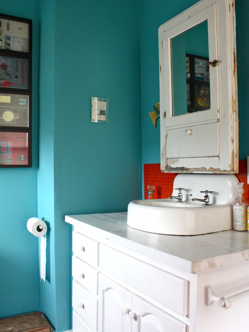Old Fashioned Bathroom Sink Houzz