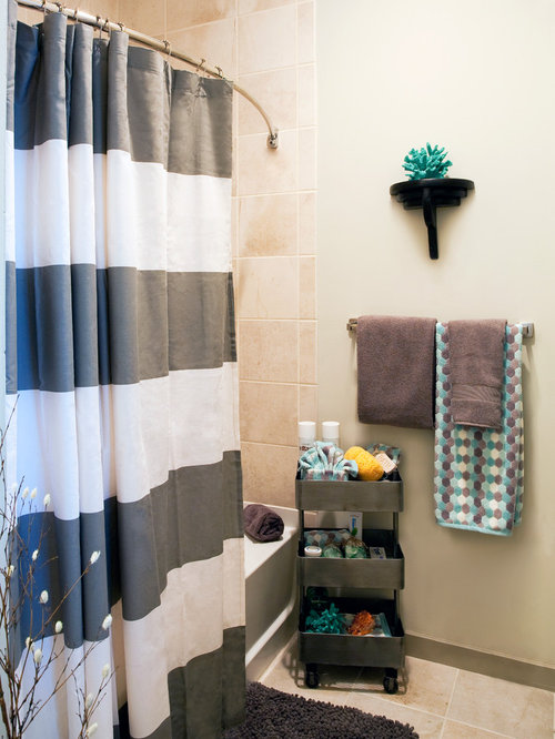 Towel Arrangement Home Design Ideas, Pictures, Remodel and ...