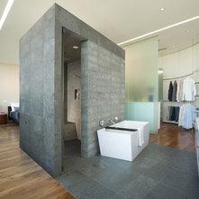 Moderno Stanza da Bagno by ALTUS Architecture + Design