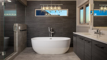 Urban Accents Master Bath