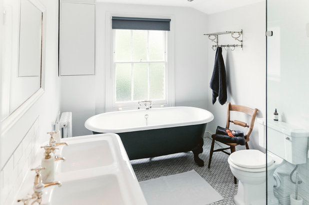 Country Bathroom by Alberts House Ltd