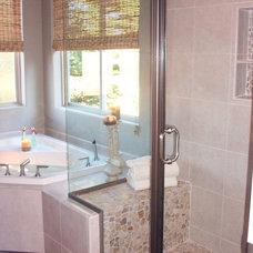 Contemporary Bathroom by Urban Elements Interior Space
