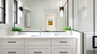 Urban Farmhouse Bathroom