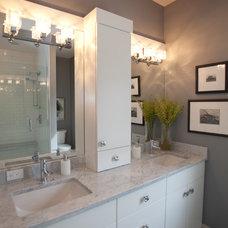 Contemporary Bathroom by Insignia Homes