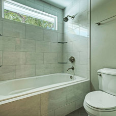Contemporary Bathroom by Olson Defendorf Custom Homes