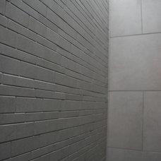 Contemporary Bathroom Urban Fresh and Cool Bathroom