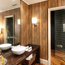 Contemporary Bathroom by Jim Schmid Photography