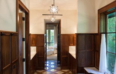 Bathroom Style: No More Boring Flooring!