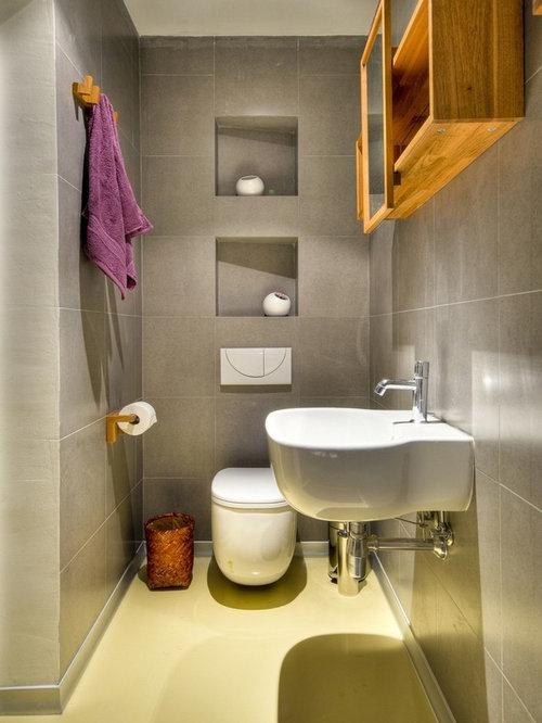 Toilet Alcove Houzz