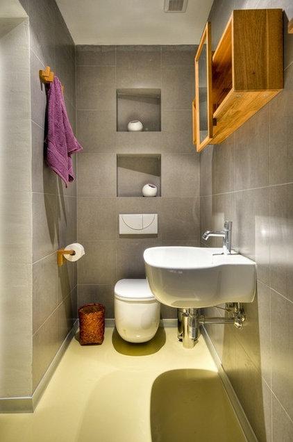 Contemporary Bathroom urban living