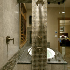 Contemporary Bathroom by MLB Design Group