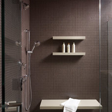 contemporary bathroom by Tom Stringer Design Partners
