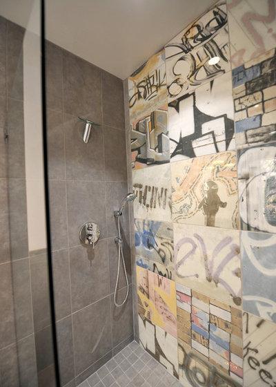 Contemporary Bathroom by CASE Design/Remodeling Birmingham