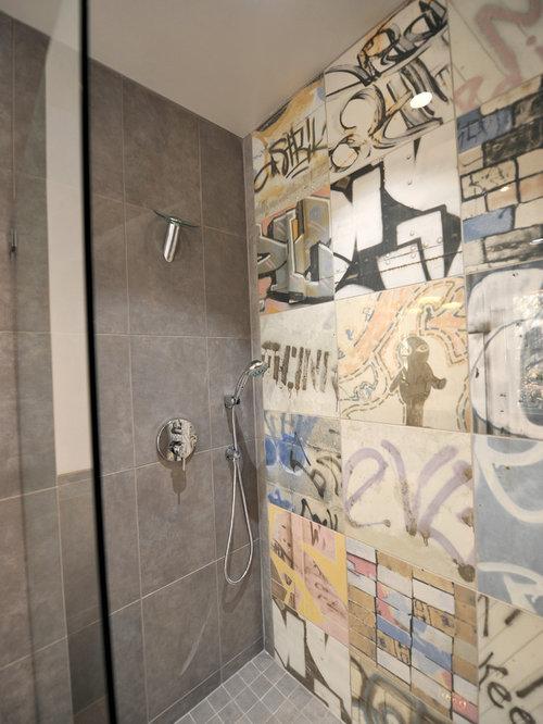 Graffiti Tile Houzz