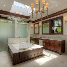 Traditional Bathroom by Constantine D. Vasilios & Associates Ltd