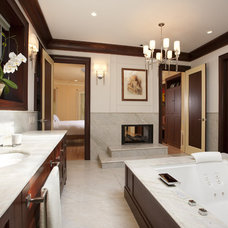 Traditional Bathroom by Constantine D. Vasilios & Associates Ltd