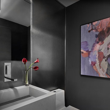Urban Penthouse - Powder Room
