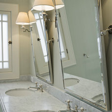 Traditional Bathroom by Cameo Homes Inc.