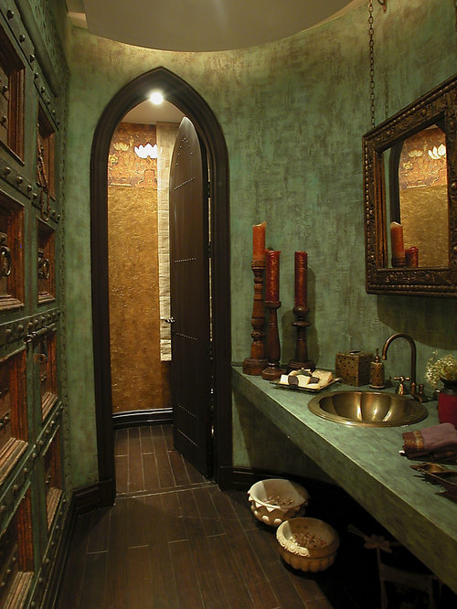 Medieval bathroom ideas pictures remodel and decor for Pretty bathrooms