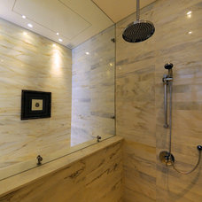 Contemporary Bathroom utopia projects