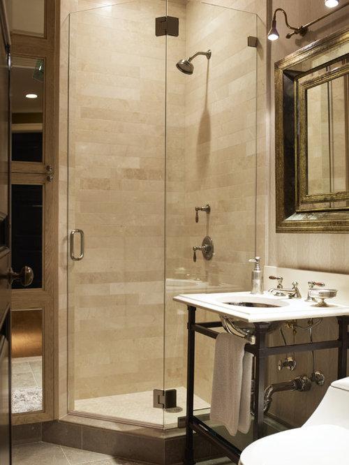 Simple Tile Shower Home Design Ideas Pictures Remodel