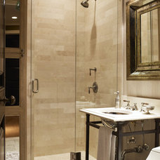 Contemporary Bathroom by Mendelson Group
