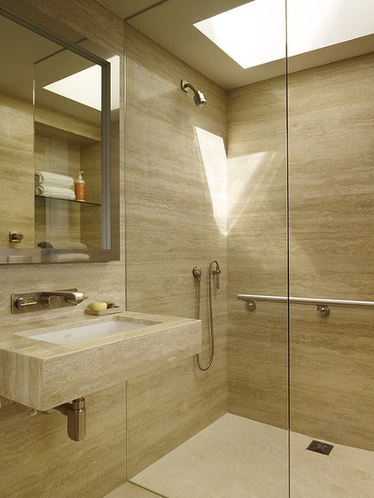 modern bathroom by V  & Company, Fine Builders