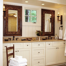 Traditional Bathroom by Johnson Architecture